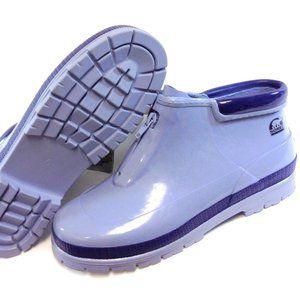Girls Youth Sorel Littel Drizzle Zip Rain Boots